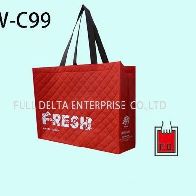 Non woven bag - String drawn Bag